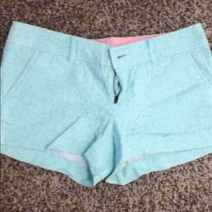 Walsh Lilly Pulitzer shorts.